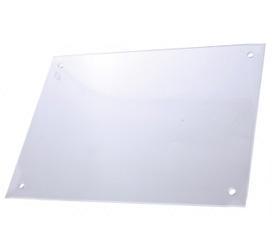 Plaques transparent pour bureaux plaques plexiglass for Plexiglas exterieur