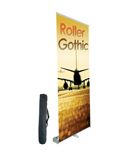 Roll-up Gothic